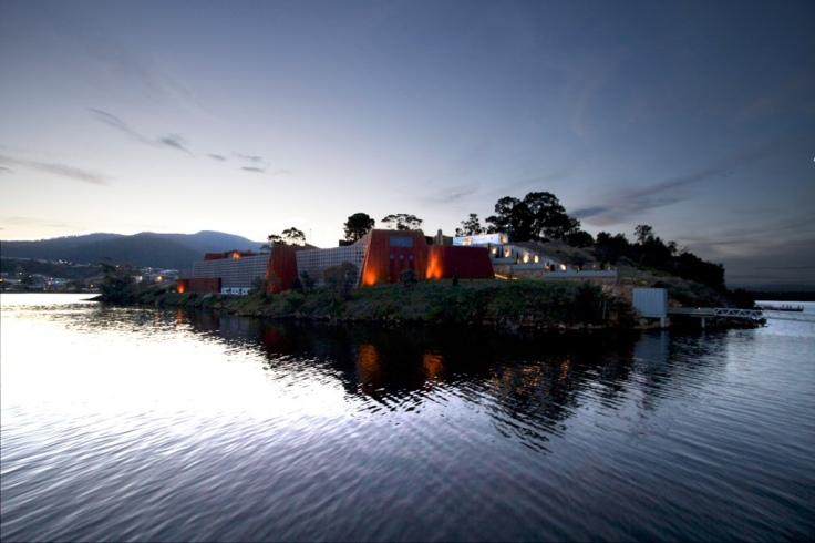 Museu MONA Tasmânia